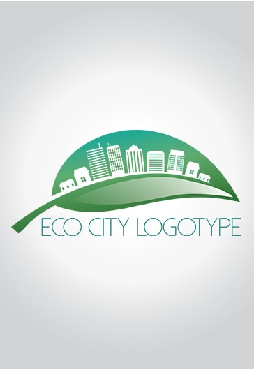 Eco City – Premium Logo Template
