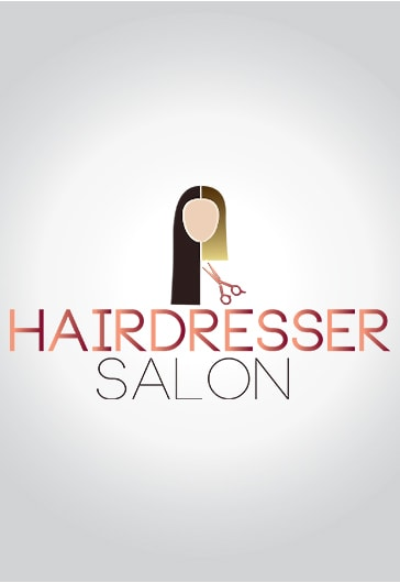 Hairdresser Salon – Premium Logo Template