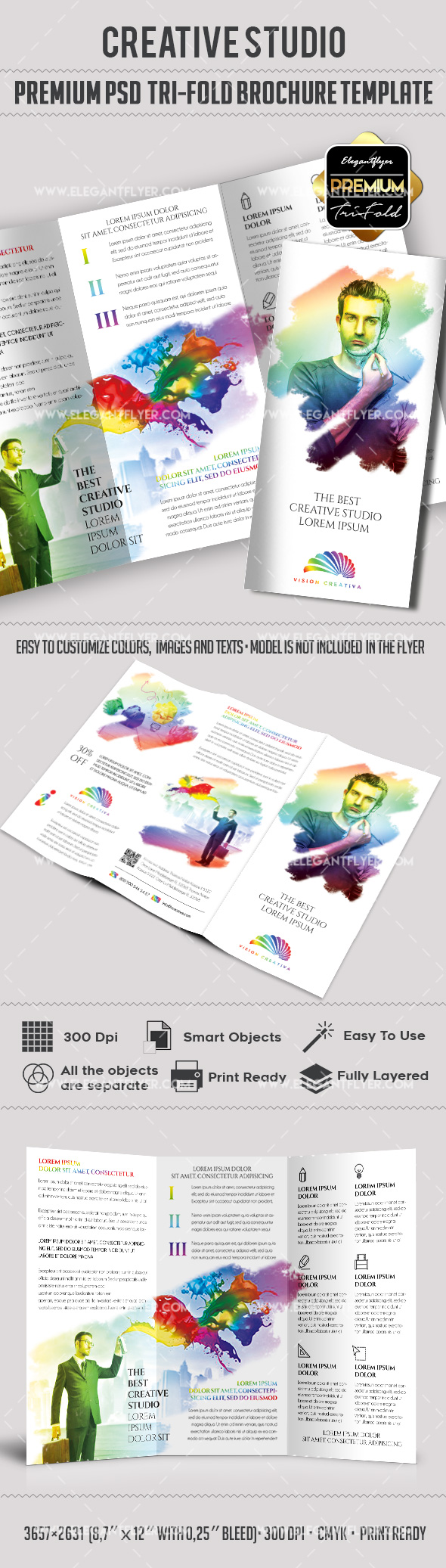 Brochure for Creative Studio