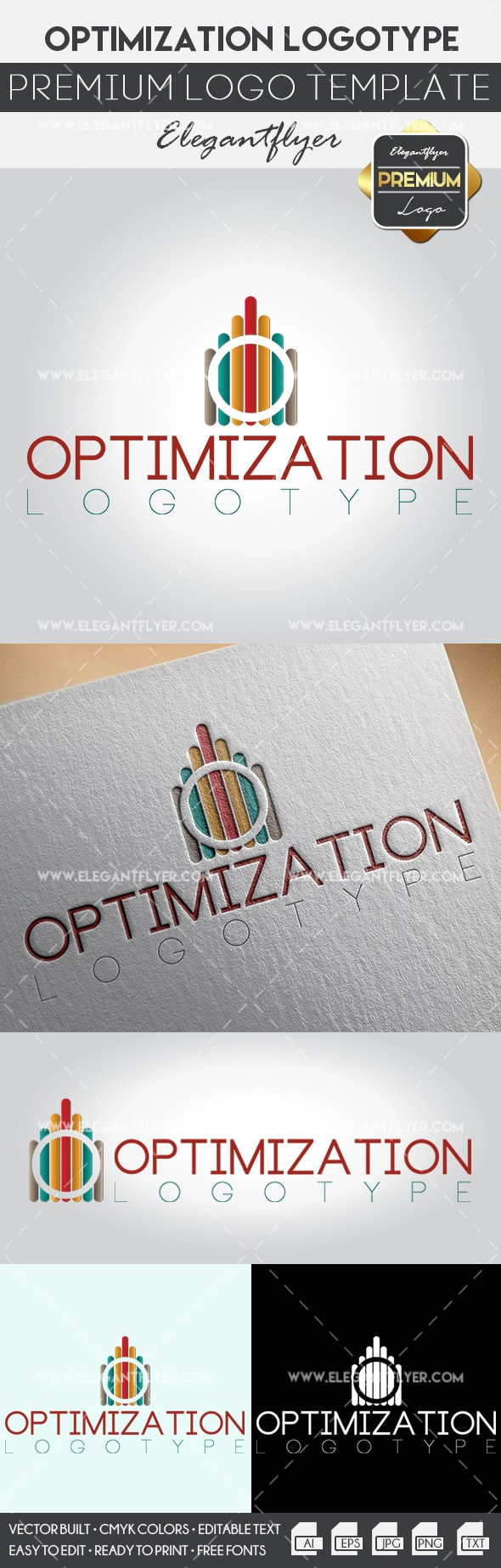 Optimization – Premium Logo Template