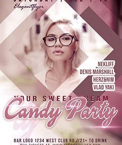 Smallpreview_Candy_Party_flyer_psd_template_facebook_cover