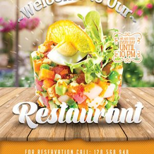 Smallpreview_Restaurant_flyer_psd_template_facebook_cover