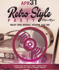 Smallpreview_Retro_style_flyer_psd_template_facebook_cover