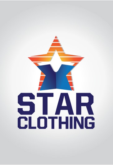 Star Clothing – Premium Logo Template