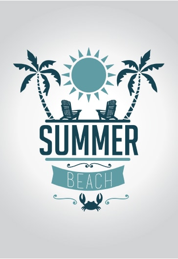 Beach – Premium Logo Template