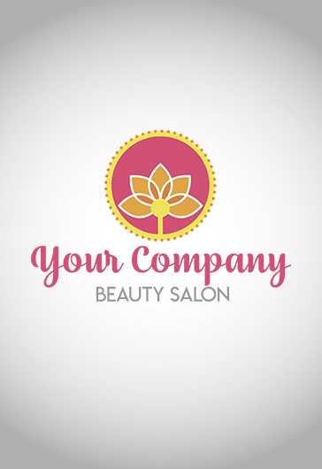 Beauty Salon Logotype – Free Logo Template