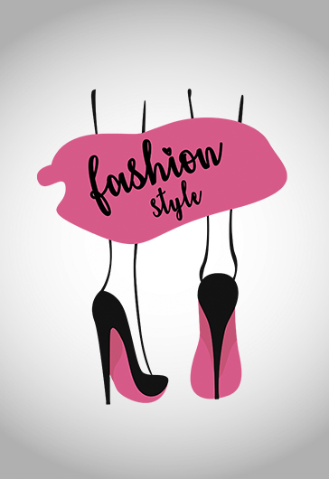 fashion style logotype  u2013 free logo template  u2013 by elegantflyer