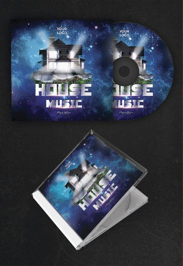 Music House Template