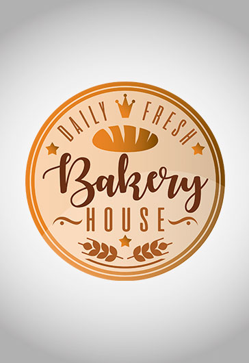 Bakery House Logotype – Free Logo Template