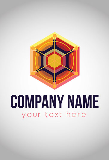 Planet Logotype Template