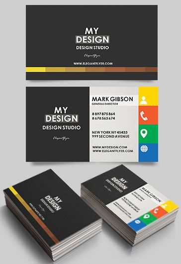 Art Hostel – Free Business Card Templates PSD