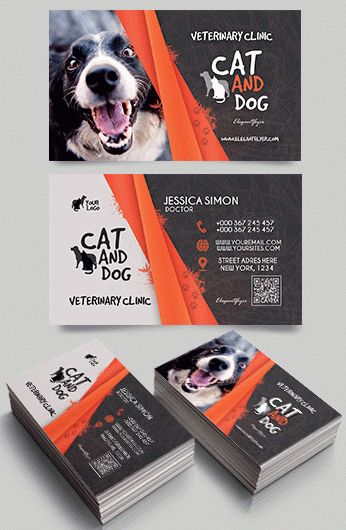 Coffee House – Free Business Card Templates PSD