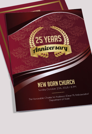 Pastor Anniversary Service in PSD