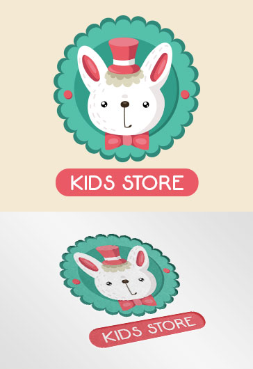 Rabbit Logo – Premium Logo Template