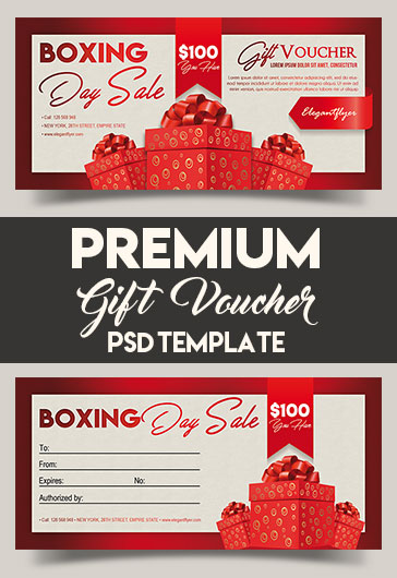 Boxing Day Sale Voucher