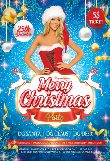Free Sexy Christmas Party Themes