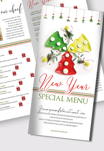 Brochure for Christmas Eve