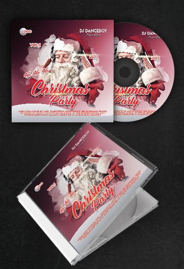 Mafia Music – Premium CD Cover PSD Template