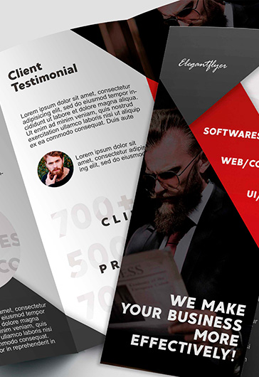 Free Trifold Business Brochure
