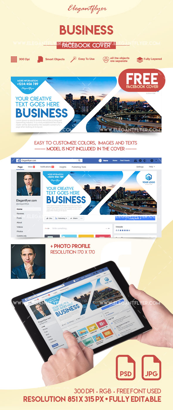 Business – Free Facebook Cover