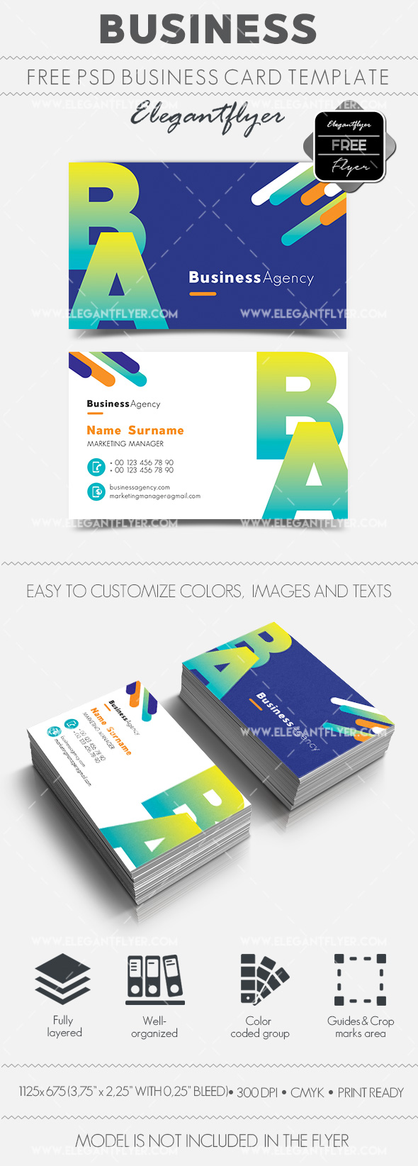 Free Business Cards Designs