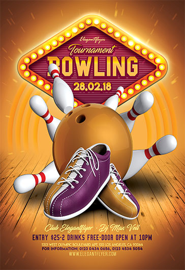 National Bowling Tournament