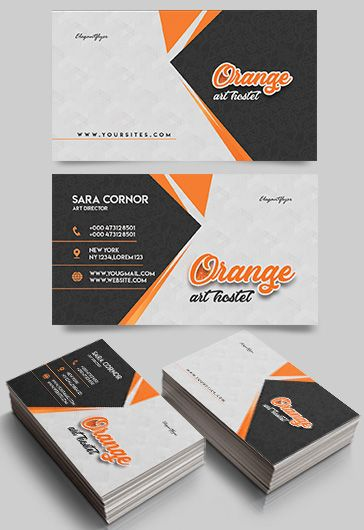 Technology – Free Business Card Templates PSD