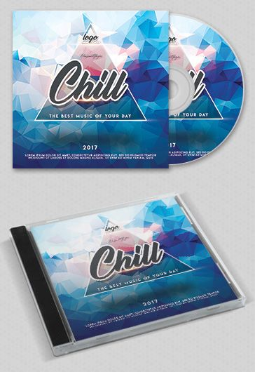 Galaxy – PSD Premium CD Cover Template