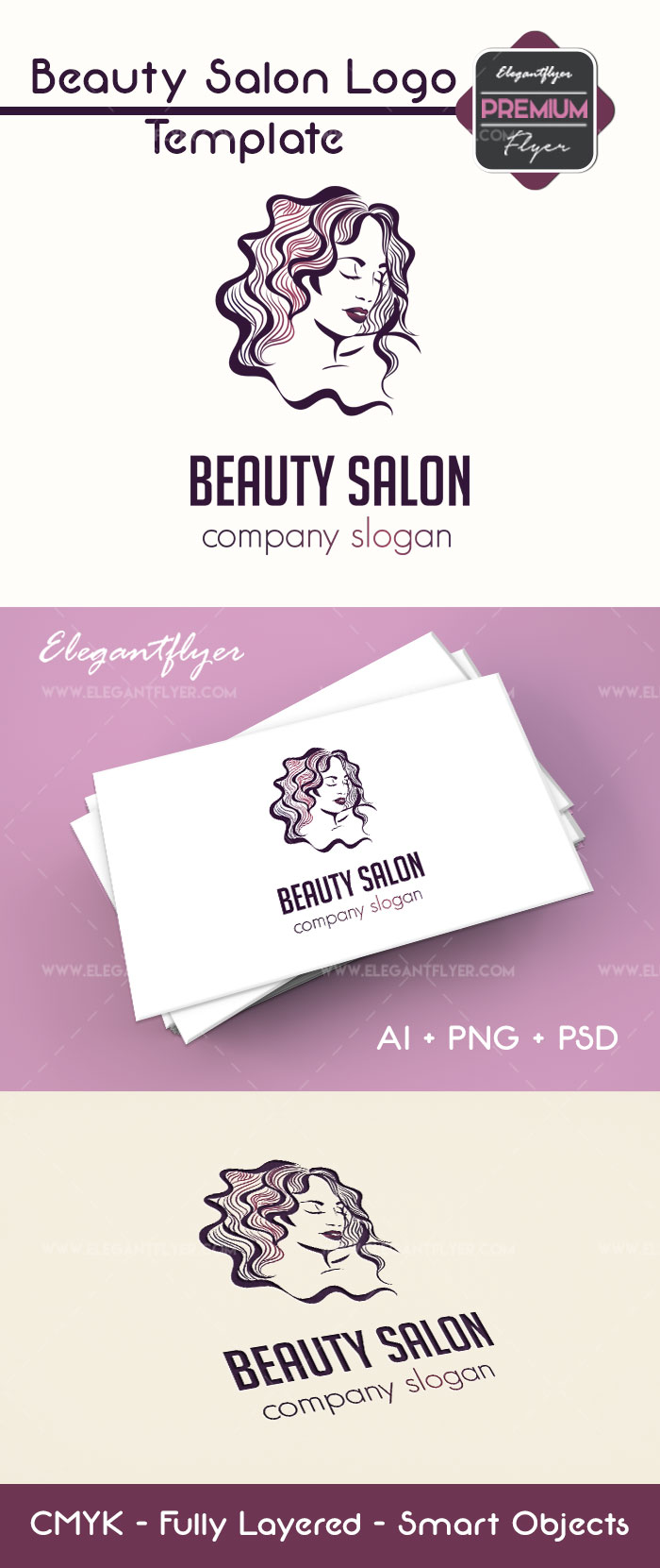 Logos for Beauty Salons