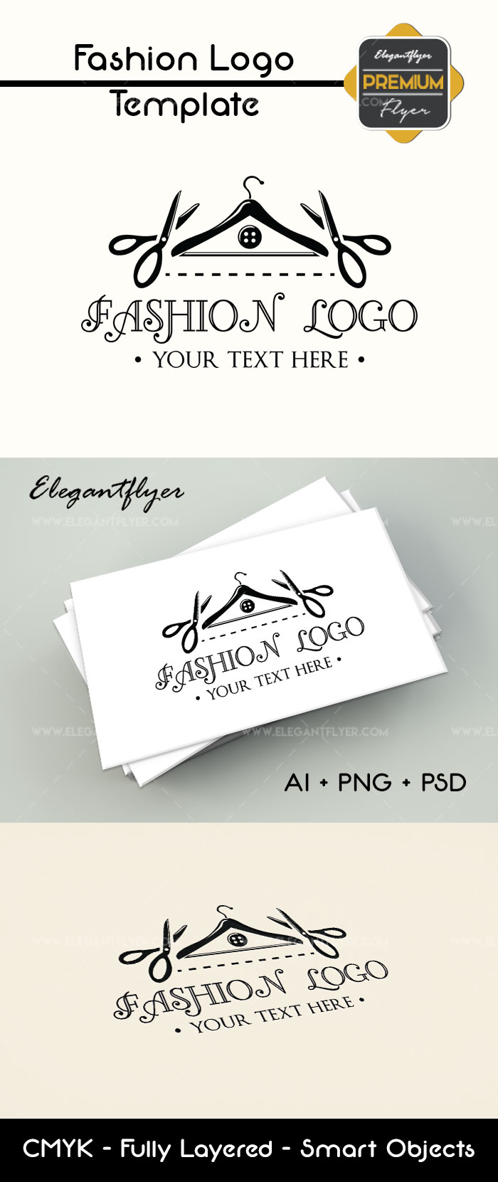 Fashion – Premium Logo Template