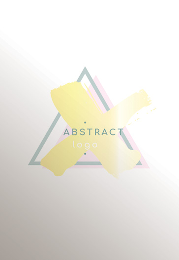 Absract Template for Logo