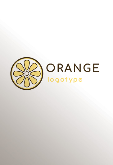Orange – Premium Logo Template