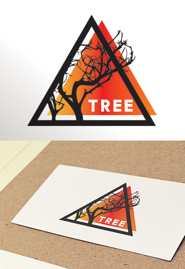 Tree – Free Logo Template