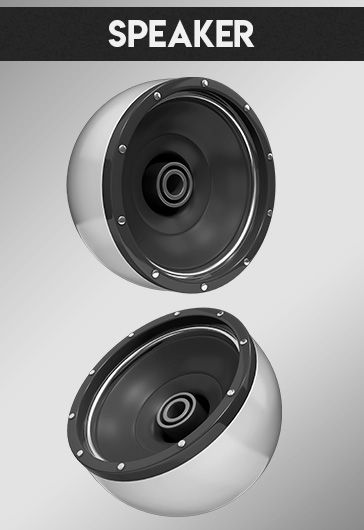 speaker  u2013 premium 3d render templates  u2013 by elegantflyer