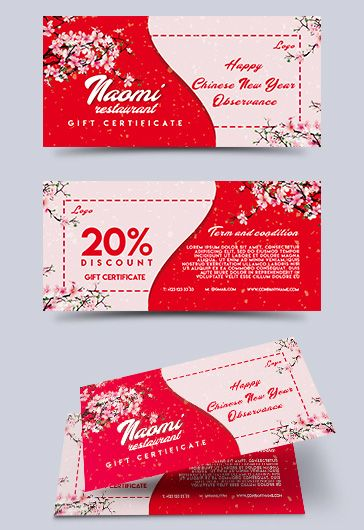 Car Showroom – Premium Gift Certificate PSD Template
