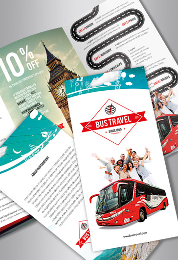 Free Brochure Templates Trifold Brochure Template Brochures - Photoshop brochure templates free