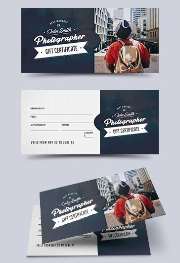 Dental Gift Certificate Template