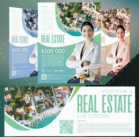 8 Best Free and Premium Real Estate Flyer Templates for Agencies and Realtors