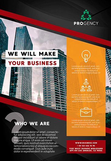 Business Flyer Corporate Template