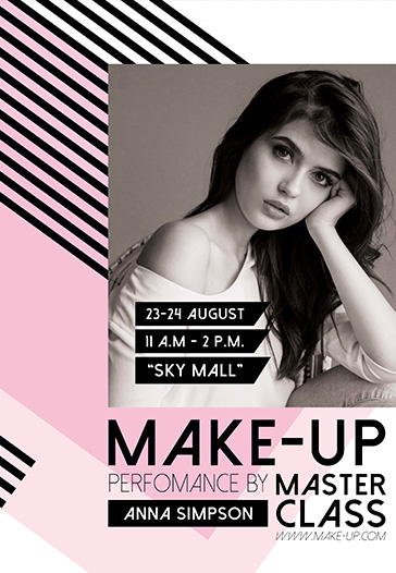 master class  u2013 flyer psd template  u2013 by elegantflyer