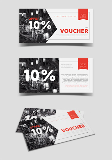 Clothing Store Free Voucher