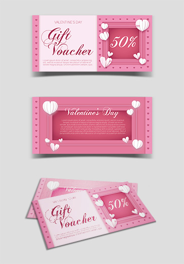 Free Gift Certificate Templates For Photoshop D By