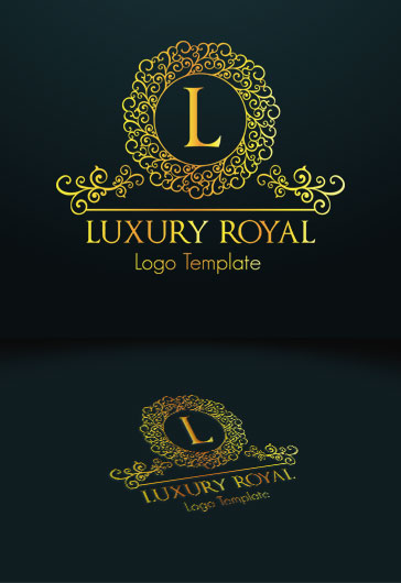 Luxury Royal – Premium Logo Template