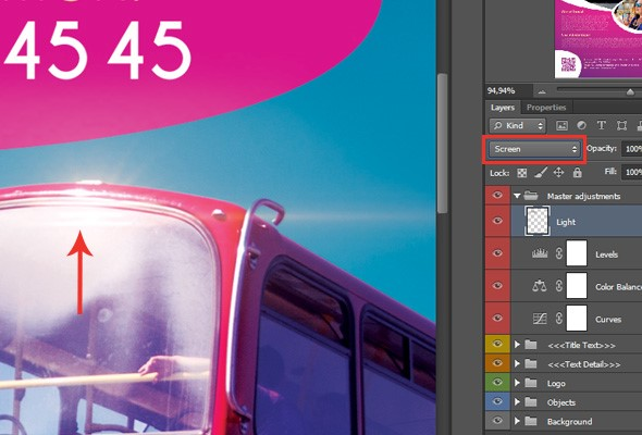 Tutorial: How to Create a Business Flyer Template in Photoshop