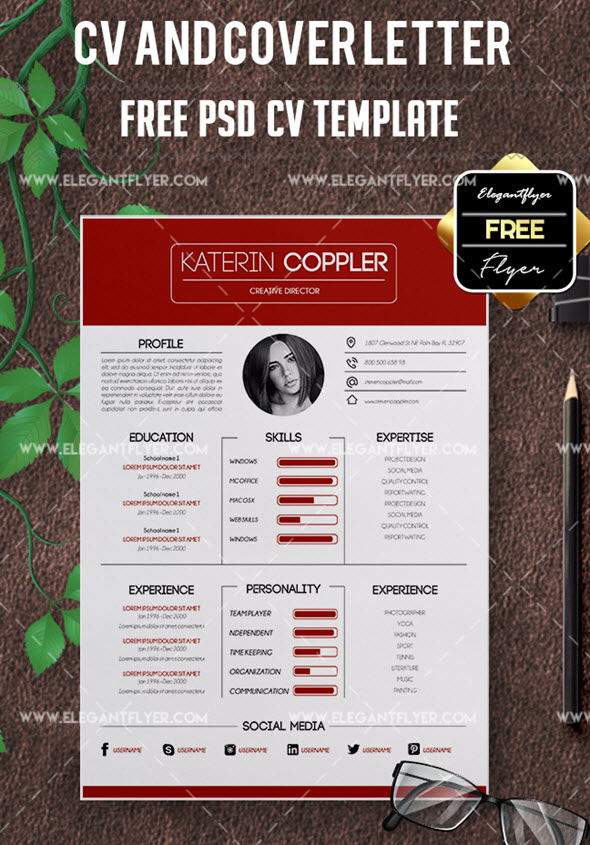 5 Resume Mistakes to Avoid + 11 Free Professional CV Templates