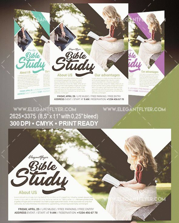 20 Best Free and Premium Non Profit Flyer & Brochure PSD Templates