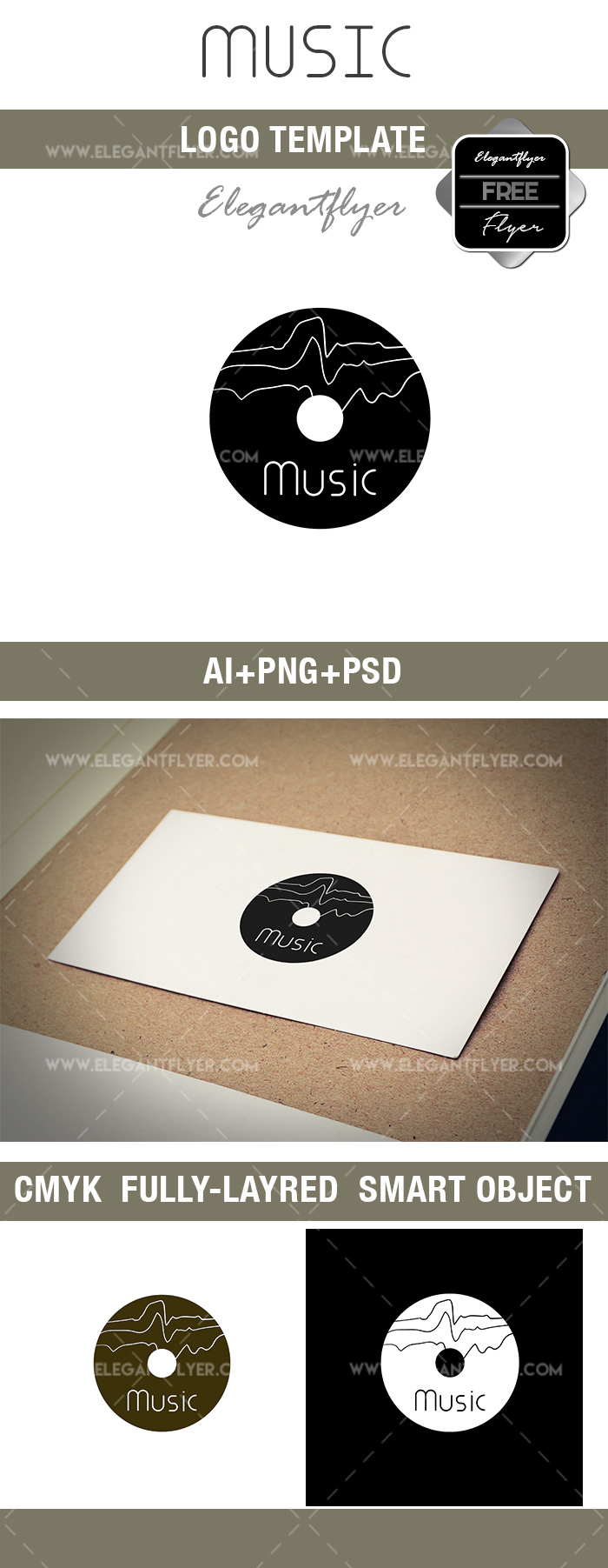 Music – Free Logo Templates