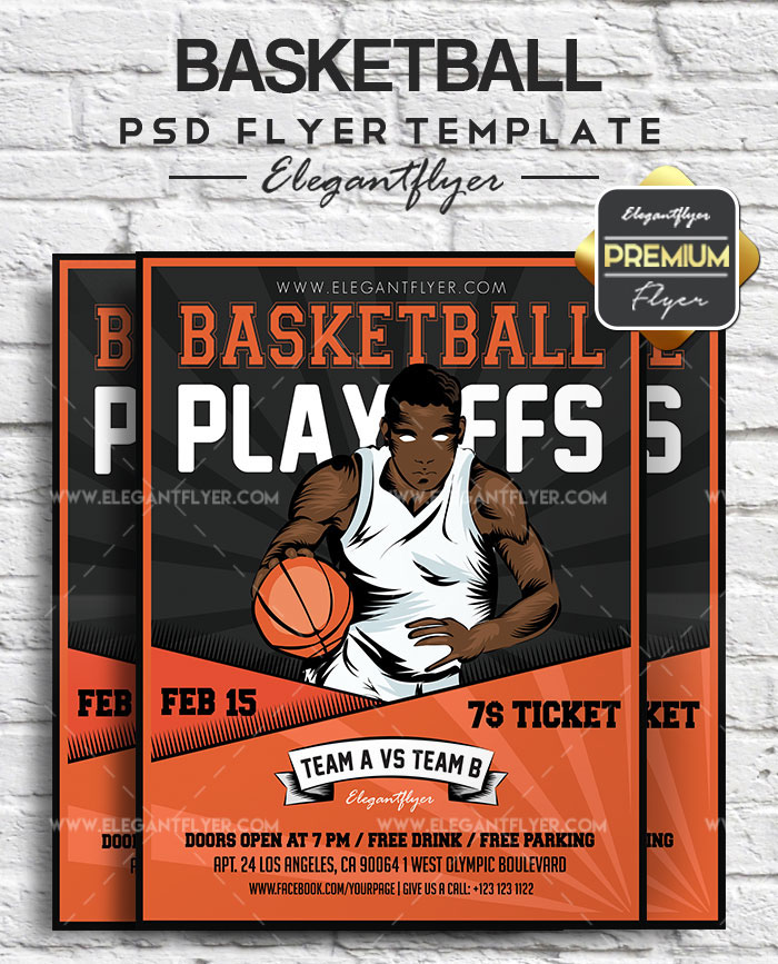 The Best Sport Flyer Templates For Professional Event