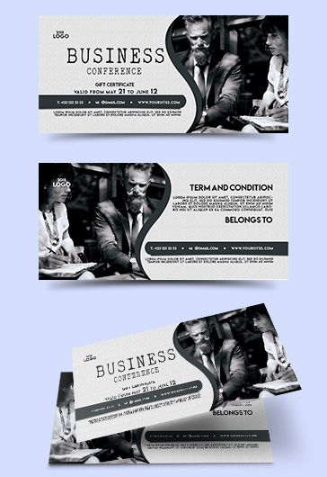 Free Dinner Invitation Templates for Gift Voucher
