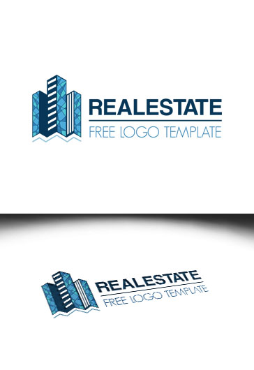 Real Estate – Free Logo Template
